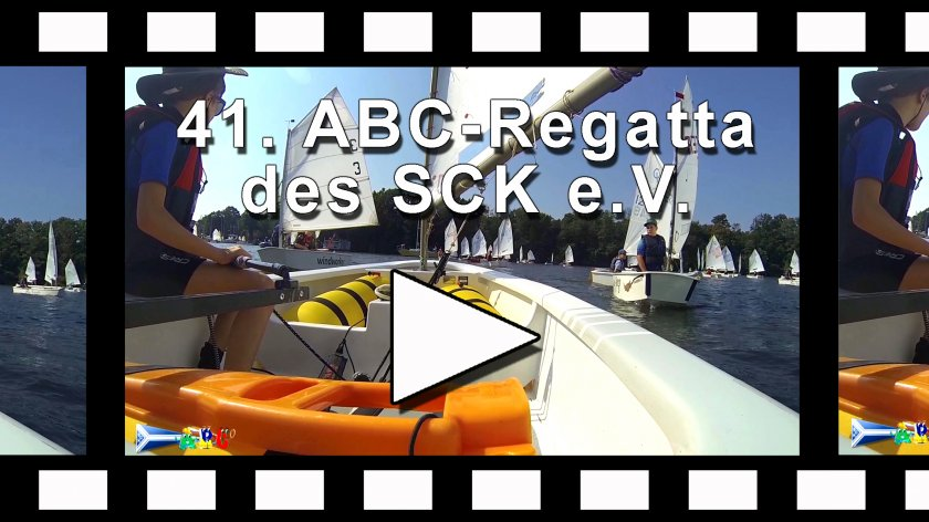41. ABC-Regatta 2019 - Video bei youtube